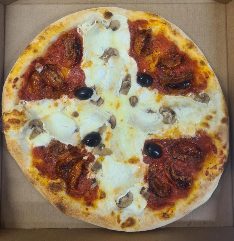 pizza Croix de Savoie